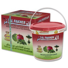 Табак Al Fakher - Двойное Яблоко с Мятой 500 гр.