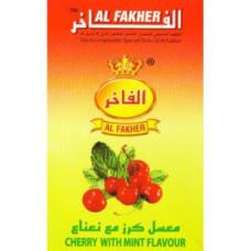 Табак Al Fakher - Вишня с Мятой 50 гр.