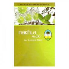 Табак El Nakhla Mix Ice Lemon Mint (Ледяной Лимон с мятой) 50г