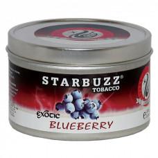 Табак Starbuzz - Blueberry (Черника) 250 гр.