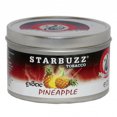 Табак Starbuzz - Pineapple (Ананас) 250 гр.