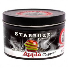 Табак Starbuzz - Apple Doppio (Двойное яблоко без аниса)  250 гр.