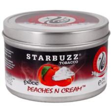 Табак Starbuzz - Peaches and Cream  250 гр.
