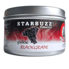 Табак Starbuzz - Blackgrape  250 гр.