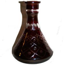 Колба для кальяна (красное стекло)
