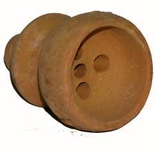 Чаша глиняная Турецкая внутренняя для кальяна