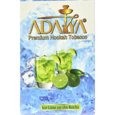 Табак Adalya - Ледяной Лайм 50 гр.