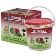 Табак Al Fakher - Двойное Яблоко с Мятой 1000 гр.