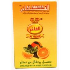 Табак Al Fakher - Апельсин с Мятой 50 гр.
