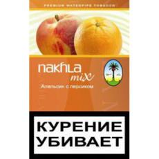Табак El Nakhla Mix - Апельсин с персиком 50г
