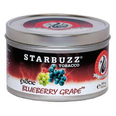Табак Starbuzz - Blueberry Grape (Черника и Виноград)  250 гр.