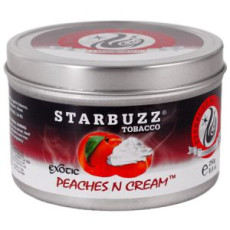 Табак Starbuzz - Peaches and Cream  250 гр.