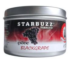 Табак Starbuzz - Blackgrape  250 гр.