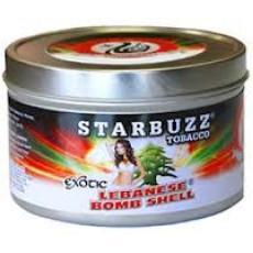 Табак Starbuzz - Lebanese Bomb Shell  250 гр.